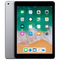Apple iPad 128Gb Wi-Fi+4G Space Gray (MP262RK/A) 2017