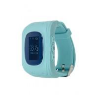 Детские часы с GPS трекером ERGO K010 Blue