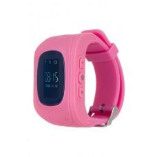 Детские часы с GPS трекером ERGO K010 Pink