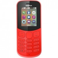 Nokia 130 Red 2017